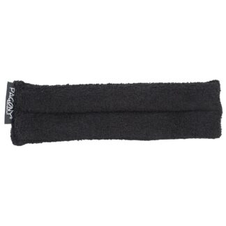 Pagony neusriempad badstof zwart