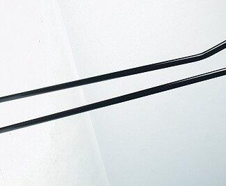 Dekenhanger draaibaar zwart