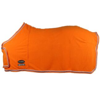 Pagony Pro showfleece deken oranje