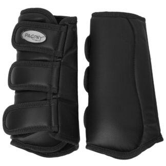 Pagony Dressage Boots achter zwart