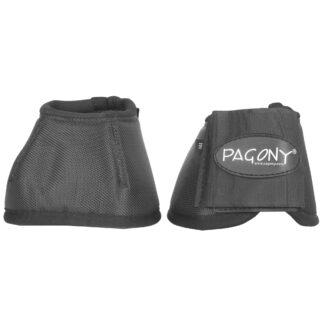 Pagony Champion springschoenen zwart