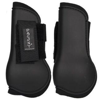 Pagony Mini peesbeschermers zwart