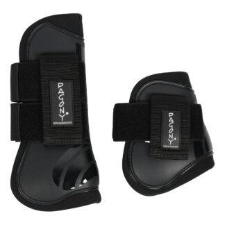 Pagony Pro Velcro Pees- en kogelbeschermerset zwart