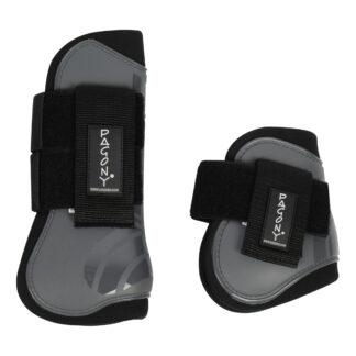 Pagony Pro Velcro Pees- en kogelbeschermerset grijs
