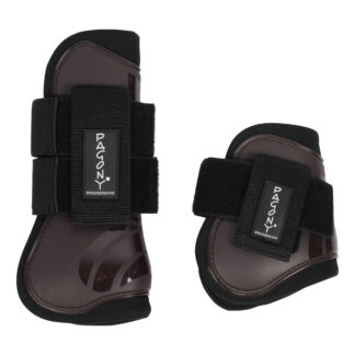Pagony Pro Velcro Pees- en kogelbeschermerset bruin