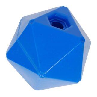 Pagony Voer en Speelbal blauw