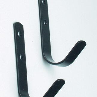 Halster-/Hoofdstelhaak zwart