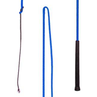 Longeerzweep blauw