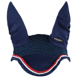 Pagony Concours vliegennetje donkerblauw