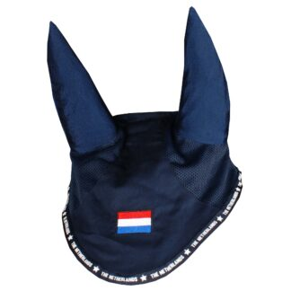 Pagony Netherlands oornetje donkerblauw